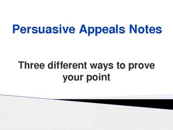 Notes for Five Argumentative Essays - tesol tasks
